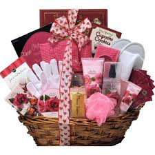 bathroom gift ideas gift basket for the bathroom and spa valentine u0027s day love