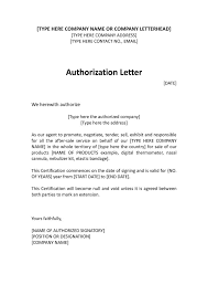 letter of authorization letter image titled write letter of