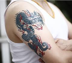 the best chinese dragon tattoo designs for men and women