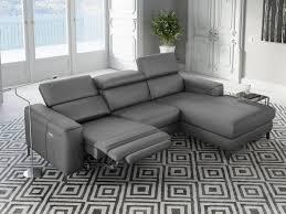 sofa sitztiefe verstellbar ledercouch eckcouch daredevz