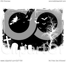 royalty free rf clipart illustration of a grungy black and white