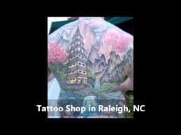 tattoo shop raleigh nc mad ethel u0027s tattoo youtube