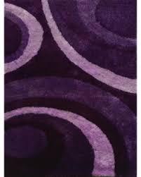Purple Shag Area Rugs Savings On Tufted Purple Shag Area Rug 7 6 X 10 3 7 6 X
