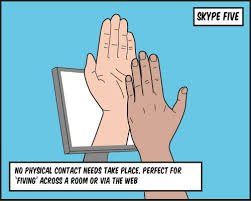 High Five Meme - a brief history of the high five history brain teaser games and