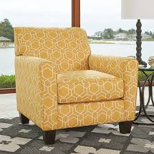 Gold Accent Chair Ayanna Nuvella Gold Accent Chair Accent Chairs Living Room