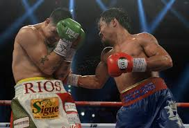 pacquiao hands rios a severe lesson on his comeback south china