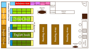 Floor Plan Library by Floor Plan Of Main Library Book Lovers U0027 Wonderland