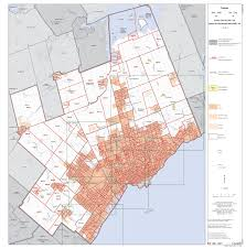 Map Of Toronto Canada by Census Tract Reference Maps Data Centre Reports U0026 Data Centre