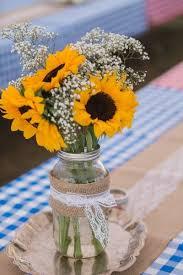 sunflower wedding ideas 23 bright sunflower wedding decoration ideas for your rustic wedding