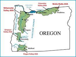 31 oregon regions map swimnova