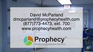 prophecy employment testing for nurses youtube