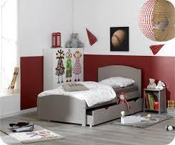 ma chambre d enfa lit enfant nature 90x200 cm