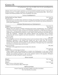 Sample Resume For Kindergarten Teacher by Transactional Attorney Resume Resume For Your Job Application