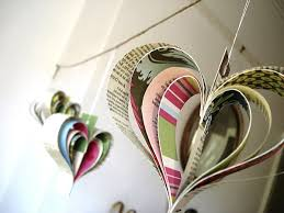 paper inspired décor ways for you and your to decorate