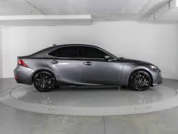 lexus is350 white for sale used 2014 lexus is 350 f sport sedan for sale in west palm fl