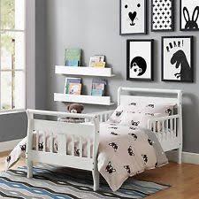 toddler bed set crib mattress baby kids bedroom furniture children