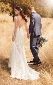 ethereal wedding dress backless wedding dresses ethereal backless wedding gown