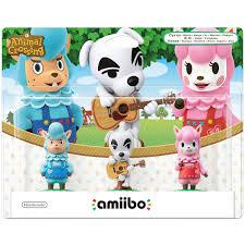 animal crossing amiibo 3 pack universal walmart com