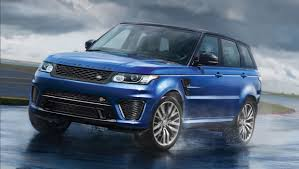 range rover sport blue land rover range rover sport svr review carzone new car review