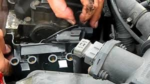 2001 hyundai accent battery 1999 hyundai accent ignition coil change pt 1