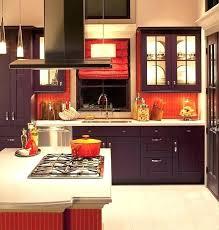 multi color kitchen cabinets orange color kitchen cabinets multi color kitchen cabinets view in