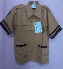 Seragam Sekolah Lengan Panjang seragam sekolah celana panjang coklat seragam sekolah things to