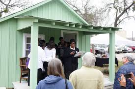 shotgun house shotgun house u201d re enactment for black history month u2013 advocate