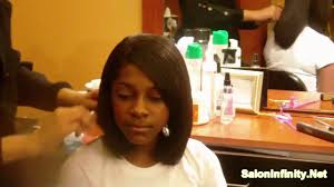 body wrap hairstyle black hair how to wrap your hair saloninfinity youtube