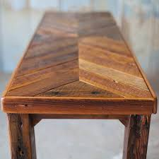 Sofa Table Oak by Furniture Reclaimed Wood Sofa Table Emmerson Table West Elm