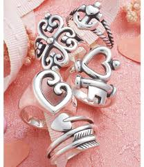 avery adorned hearts ring avery sterling silver adorned hearts ring avery