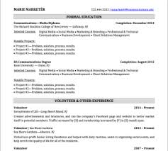 Listing Job Experience On Resume by How To Match Your Résumé To A Job Description Aftercollege