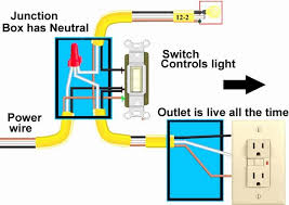 gfci outlet with light switch wiring a light switch off gfci outlet diagram 240 volt breaker to