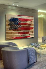How To Display American Flag On Wall Winsome Hanging Canadian Flag On Wall Custom Made Country Folk