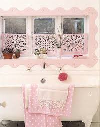 pretty pink shabby chic bathroom pink home decorate bathroom