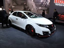 Honda Civic Type R Horsepower Geneva 2015 Honda Civic Type R Revealed The Truth About Cars