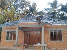 2bhk 700 sq ft 8 6 lakh low cost house design at pothanoor