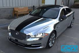 all black jaguar atlanta custom wraps 1 solid wrap vinyl specialists