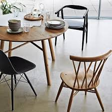 Wood Plans For Small Tables by Best 25 Round Wood Dining Table Ideas On Pinterest Round Dining