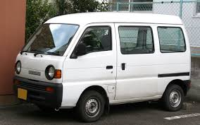 suzuki box truck suzuki carry wikipedia