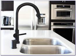 kohler matte black kitchen faucets faucets home design ideas