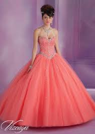 coral quince dress aliexpress buy coral quinceanera dresses 2016 floor length