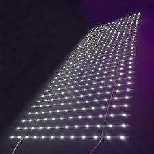 advertising billboard backlight led light curtain wall cri 80