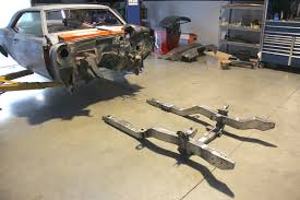 70 camaro subframe blank slate chris alston chassisworks front suspension upgrade