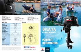 df6a df4a suzuki marine pdf catalogues documentation