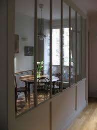 separation en verre cuisine salon prix verrière cuisine beautiful verriere cuisine castorama verriere