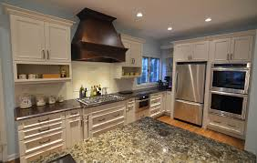large transitional with oversized island kitchen master
