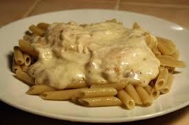 lazy gluten free creamy italian chicken
