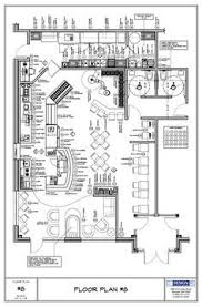 Commercial Restaurant Kitchen Design Starbucks Floor Plan Cake Pinterest Starbucks Cafes And