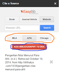 daftar pustaka merupakan format dari membuat daftar pustaka di google document tantri berbagi