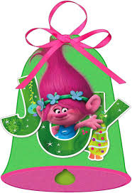 dreamworks trolls poppy bell christmas card greeting cards